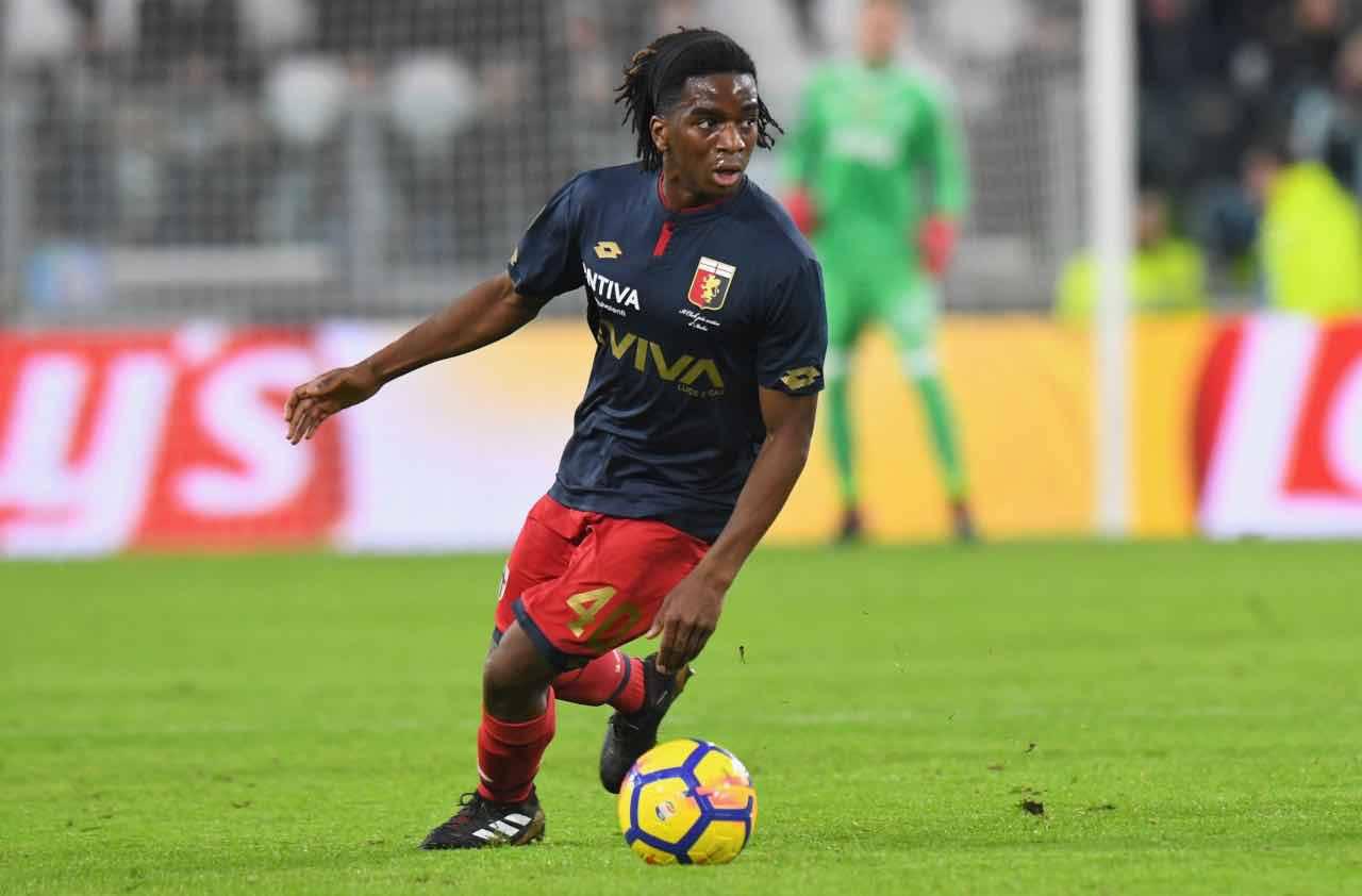 Calciomercato Cosenza Omeonga Genoa Cercle Bruges Serie B
