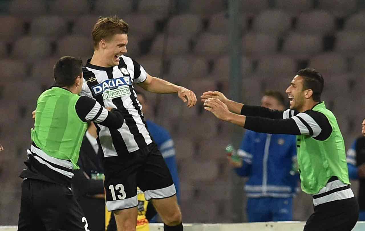 Calciomercato Pescara Ingelsson Kalmar Udinese ufficiale Serie B