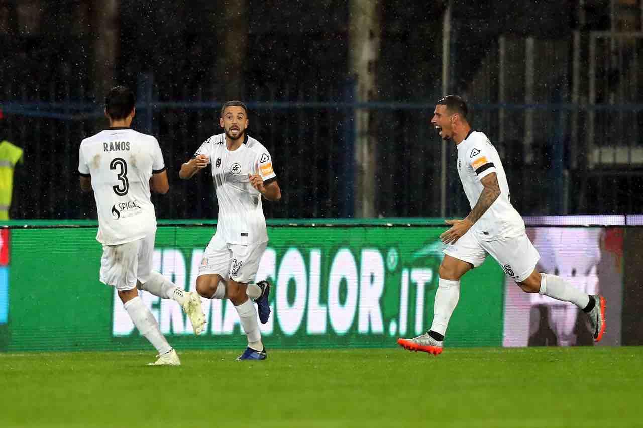 Calciomercato Spezia Bidaoui rinnovo Serie B