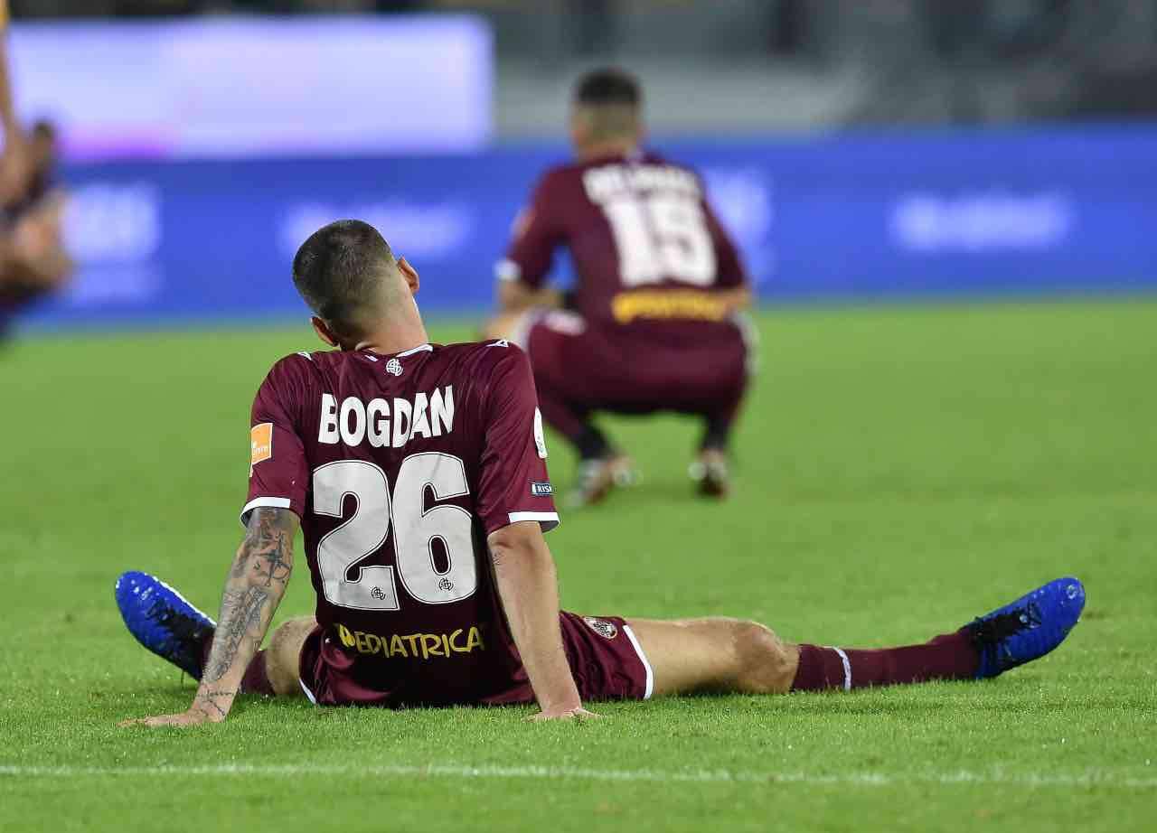 Calciomercato Salernitana Livorno Bogdan Giannetti Serie B