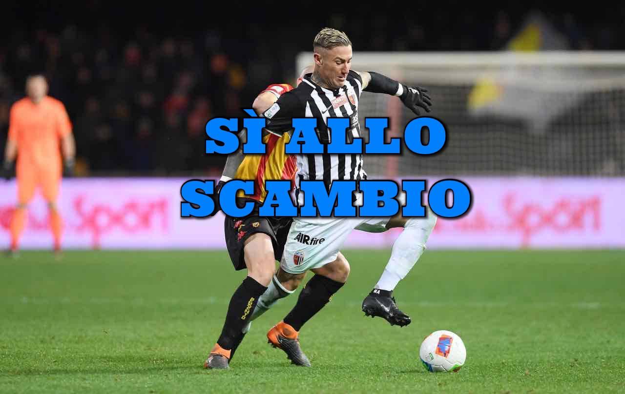 Calciomercato Ascoli Frosinone Ardemagni Trotta Serie B