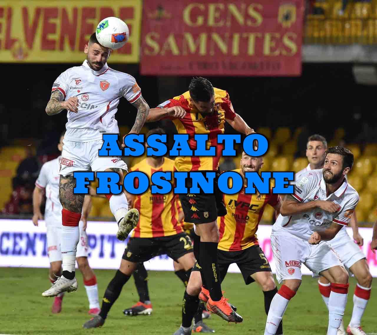 Calciomercato Frosinone Coda Benevento Monza Serie B