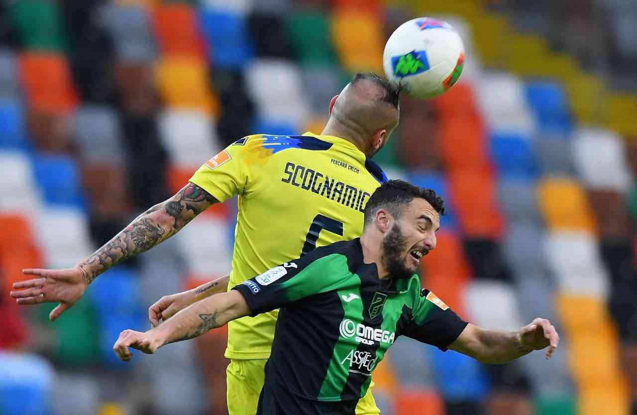 Calciomercato Perugia Salamon Spal Cosmi Scognamiglio Pescara Dragomir Serie B