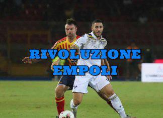 Calciomercato Empoli Tutino Sierralta La Mantia Serie B