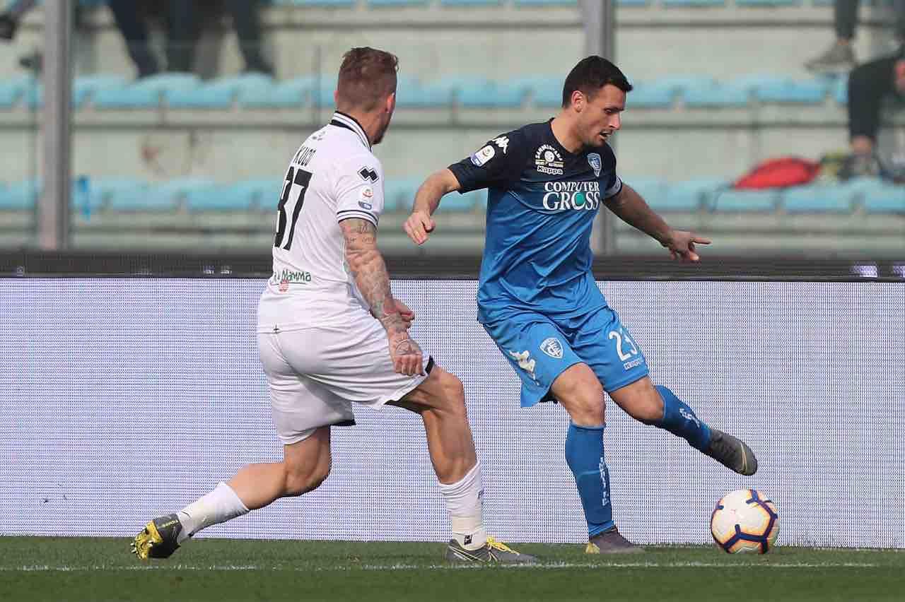 Pasqual ritiro addio calcio ufficiale Instagram Serie B