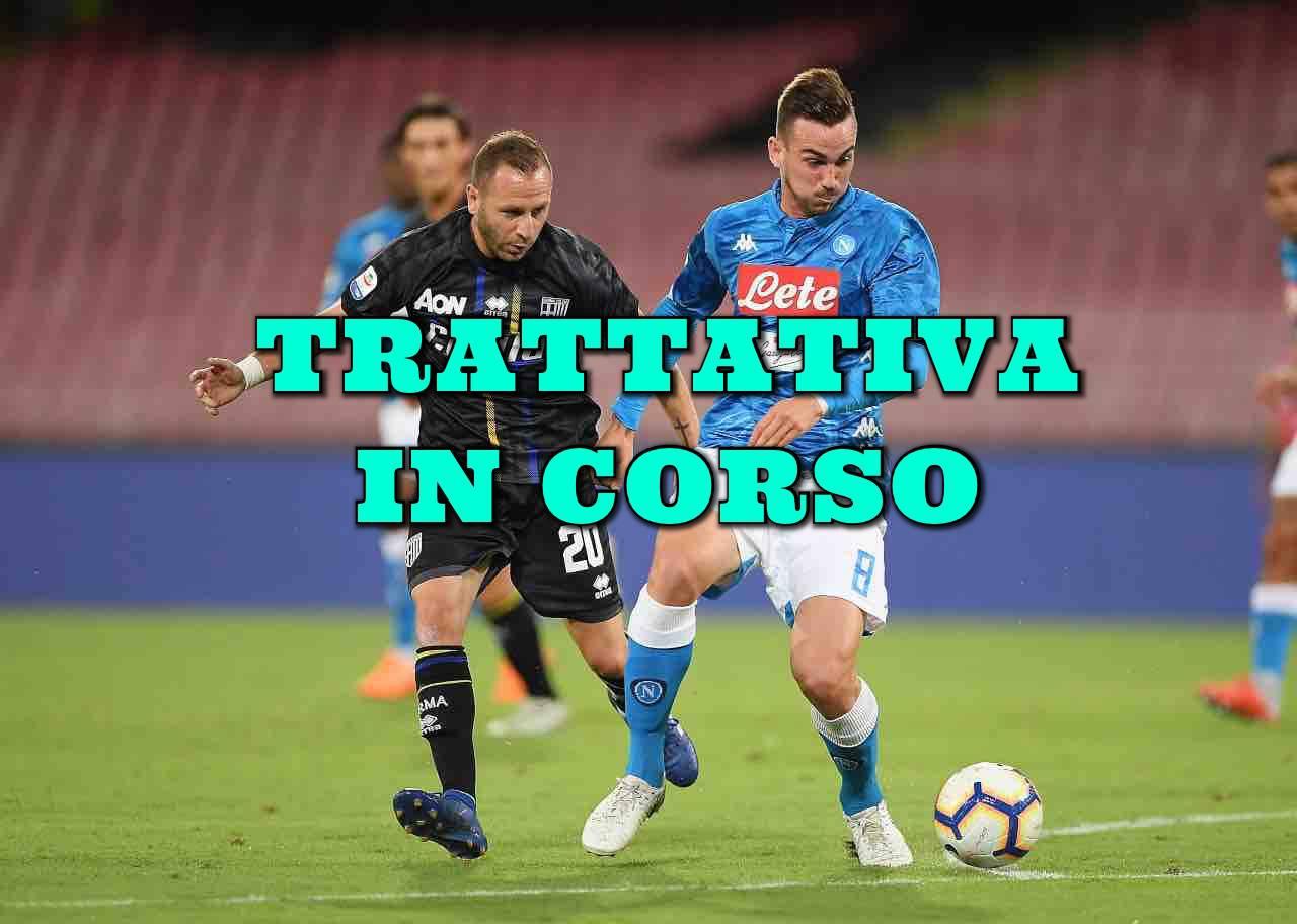 Calciomercato Spezia Di Gaudio Verona Gudjohnsen Serie B