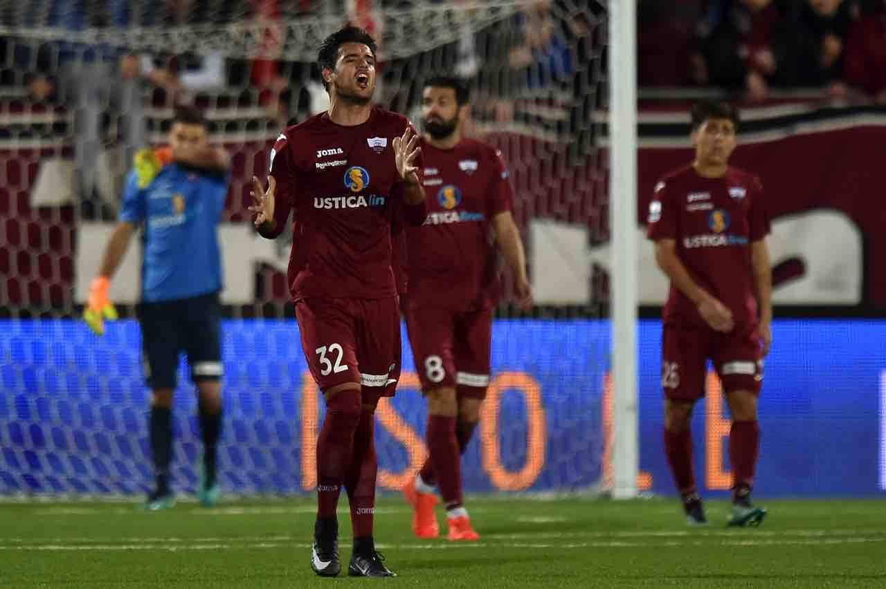 Calciomercato Salernitana Casasola Lazio ufficiale Serie B