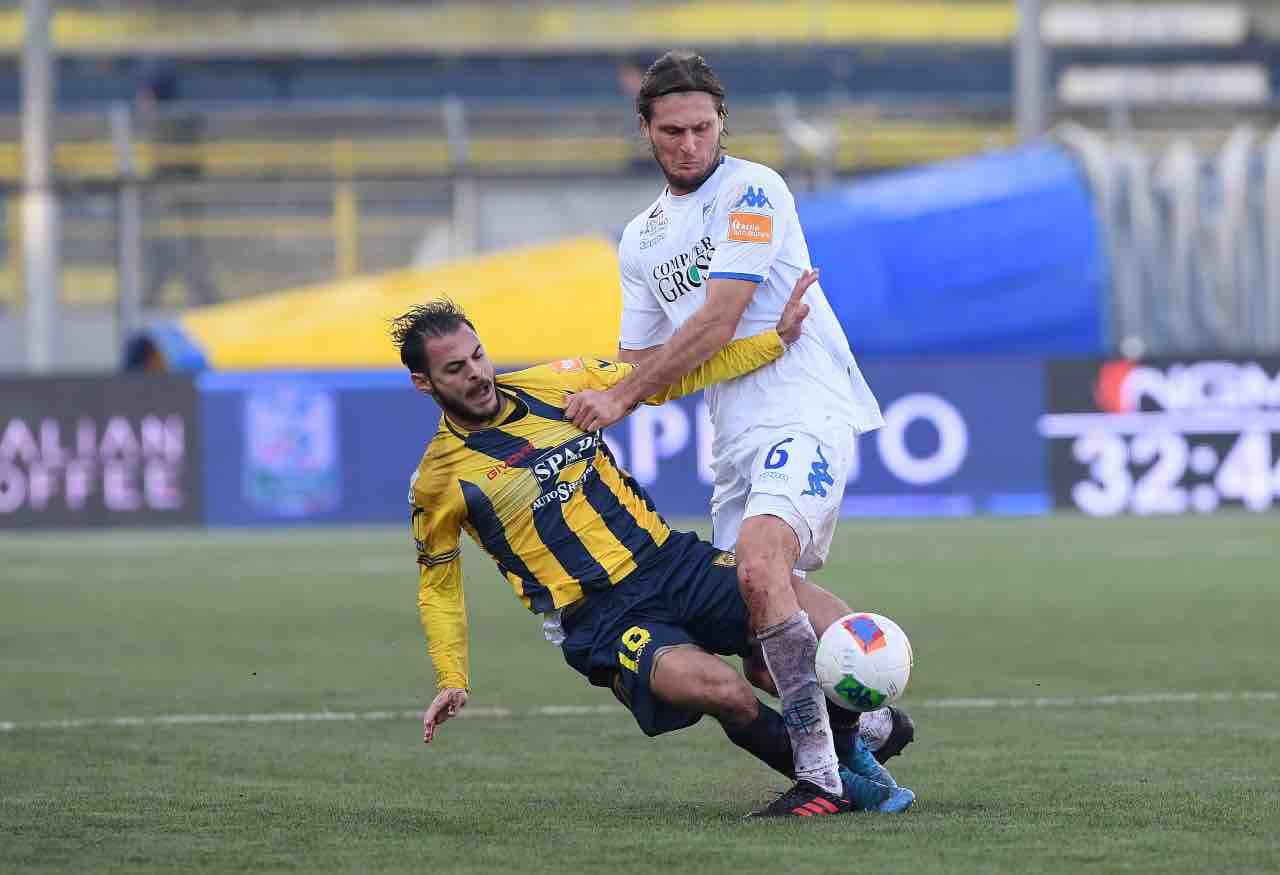 Calciomercato Cremonese Canotto Juve Stabia Serie B