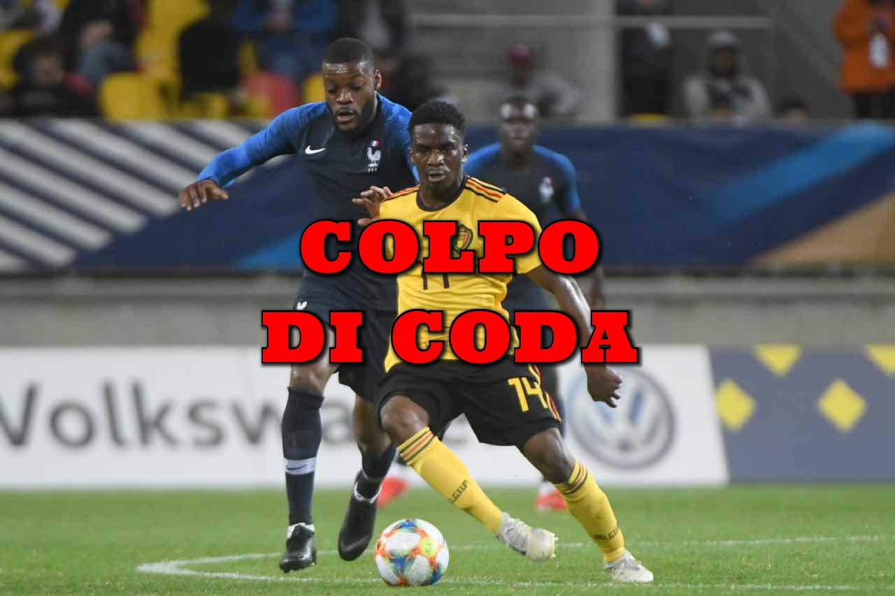 Calciomercato Cosenza Omeonga Venezia Genoa Cercle Bruges Serie B