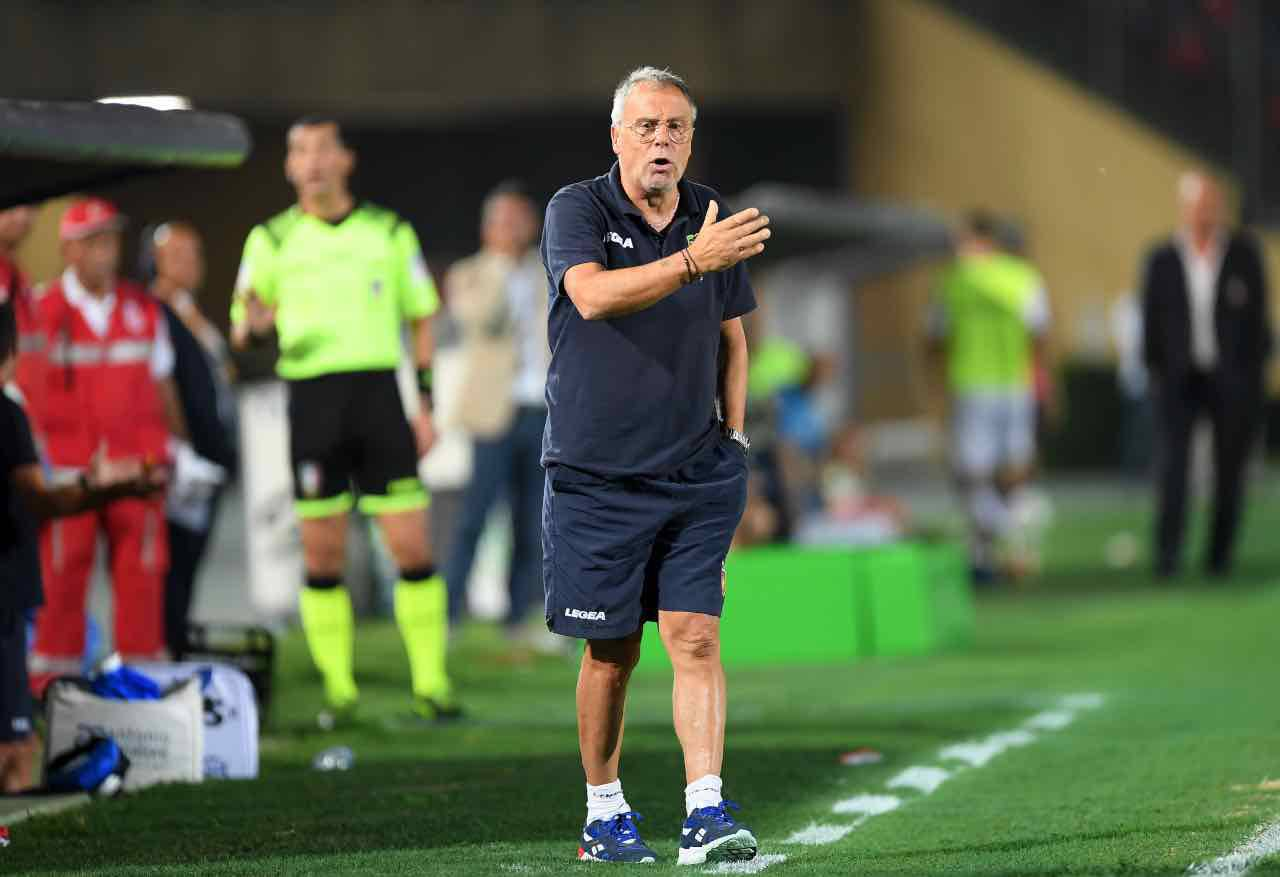 Calciomercato Cosenza Braglia esonero Guarascio Trinchera Serie B