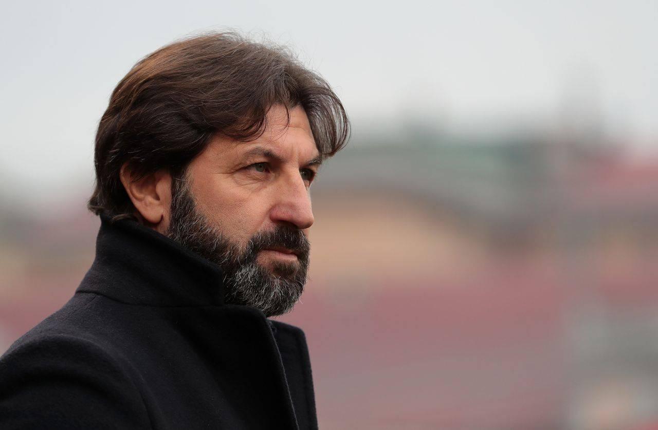 Calciomercato Cremonese Rastelli esonero Bonato Zenga Serie B