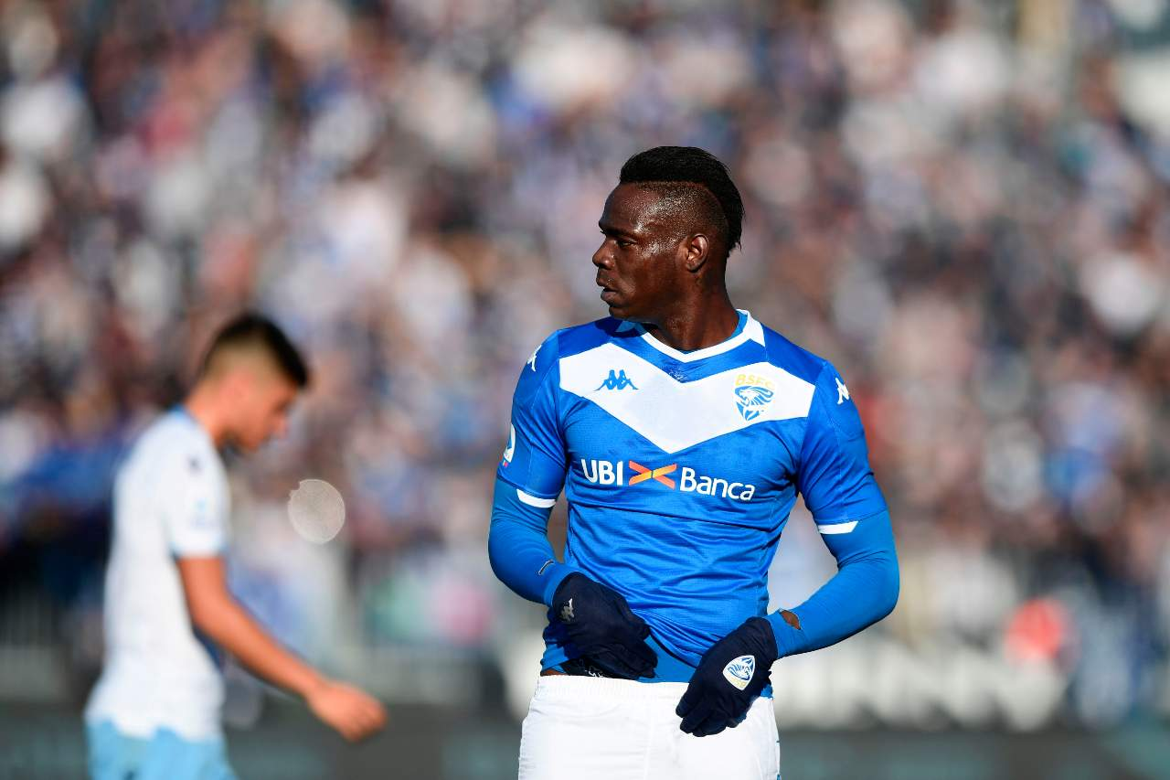 Calciomercato Brescia Balotelli Donnarumma Serie B