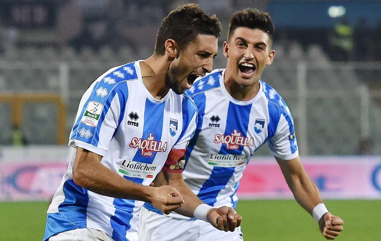 Calciomercato Pescara Brugman Parma Riscatto