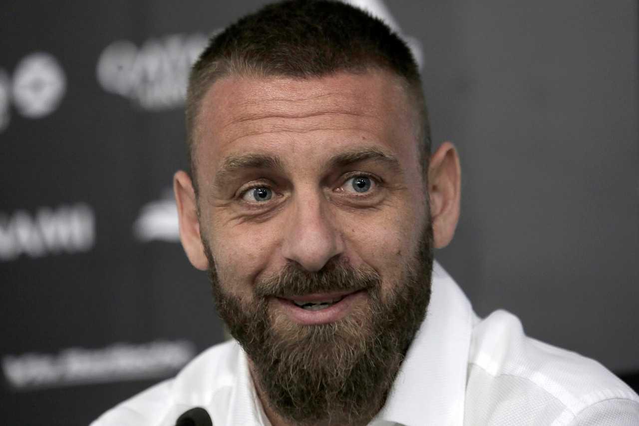 Calciomercato Venezia Tacopina chiama De Rossi in Serie B