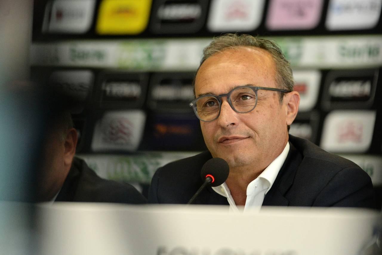 Calciomercato Empoli Muzzi esonero Bucchi Marino
