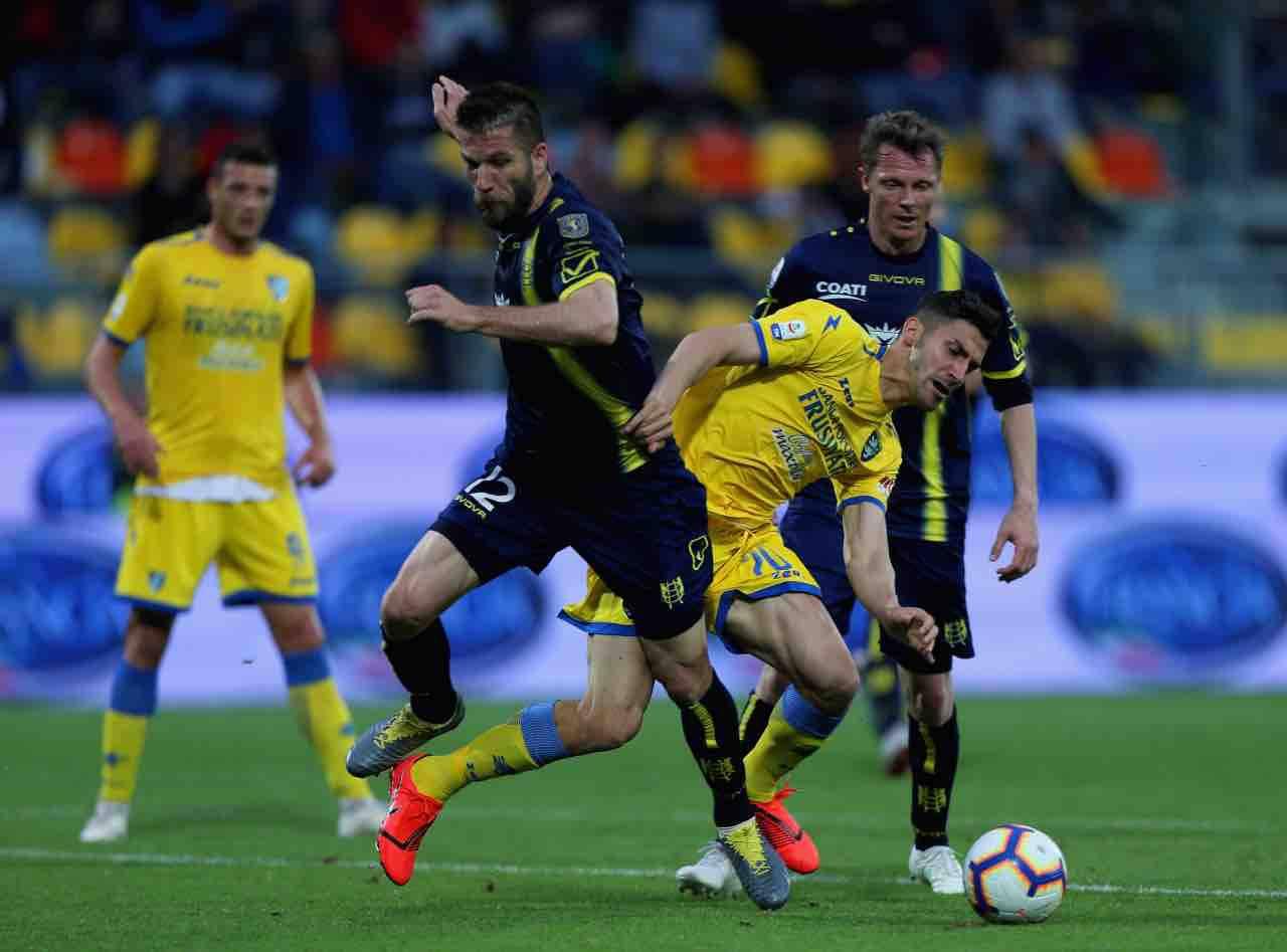 Calciomercato Ascoli Trotta Ardemagni Frosinone ufficiale Serie B