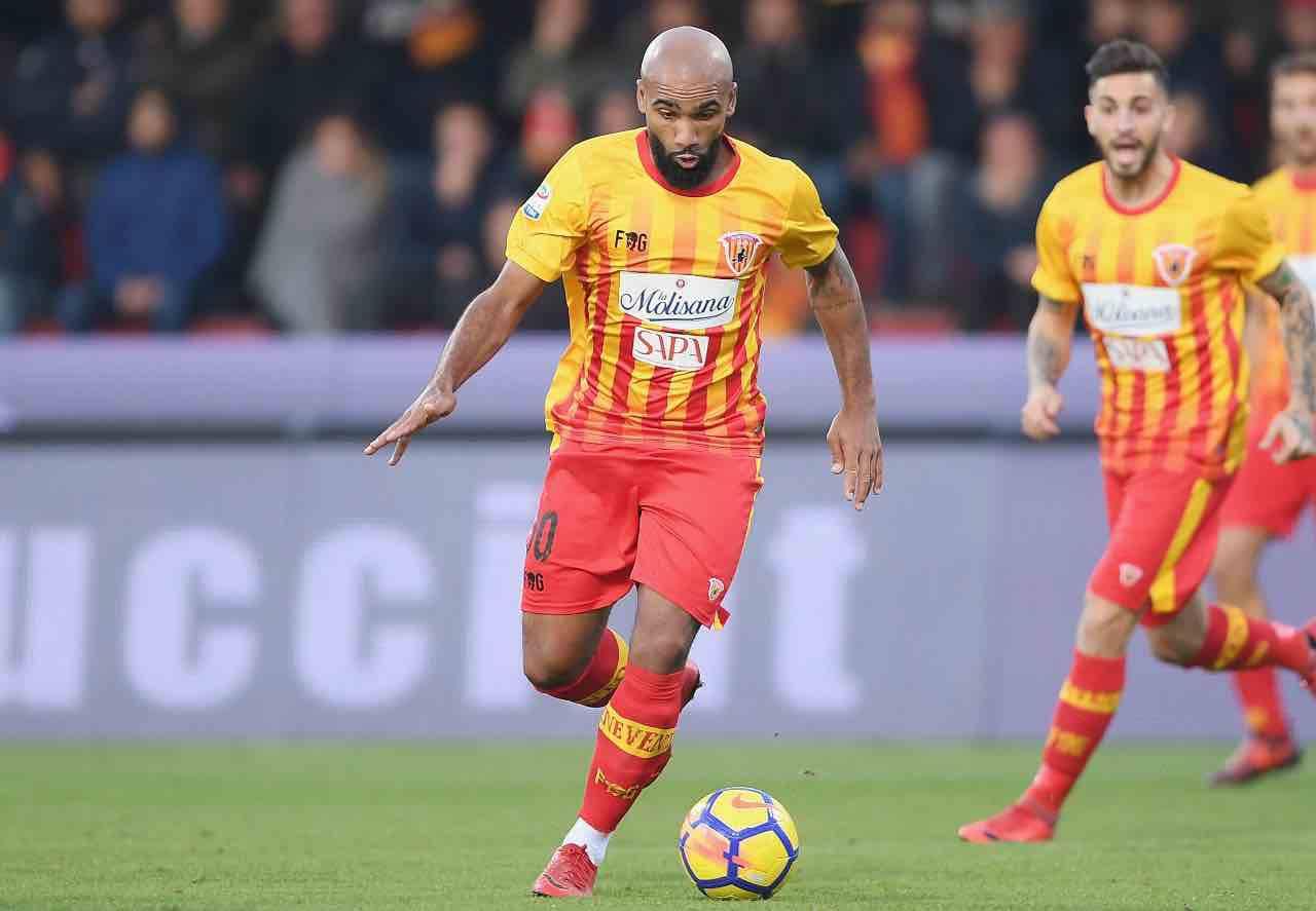Calciomercato Crotone Armenteros Benevento ufficiale Serie B
