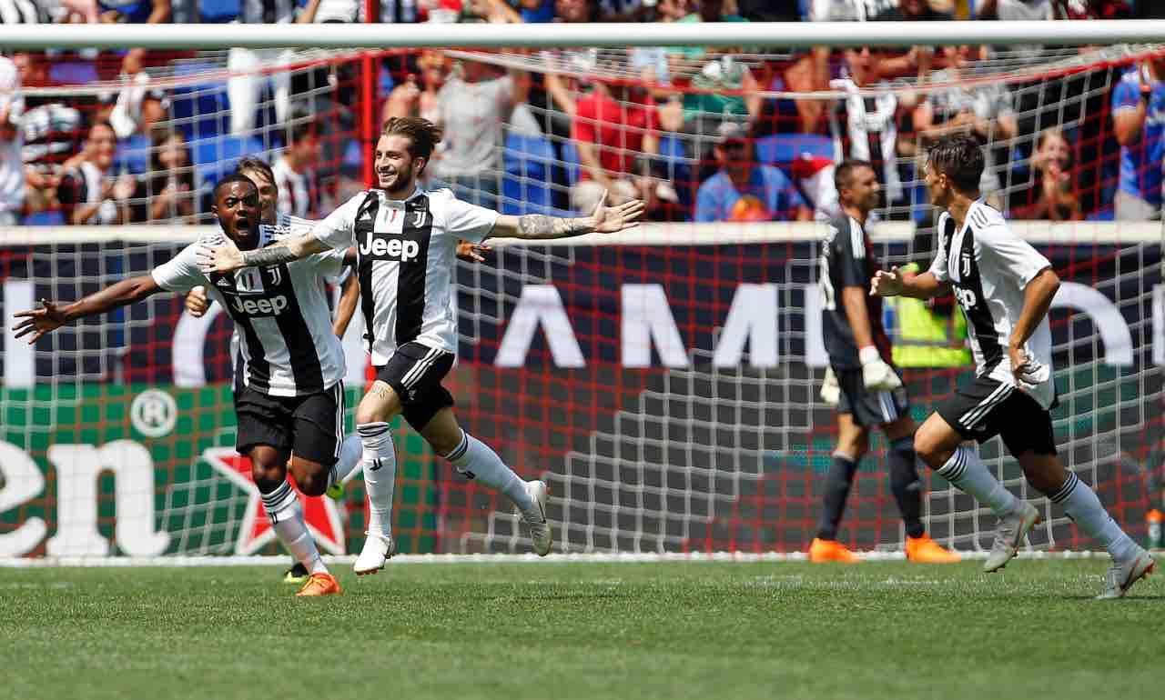 Calciomercato Pescara Clemenza Juventus Serie B