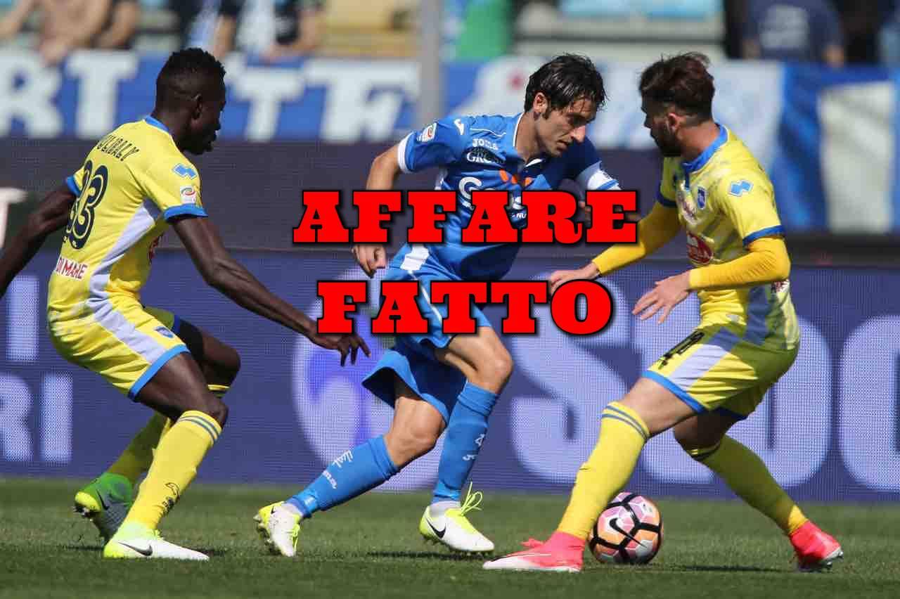Calciomercato Trapani Coulibaly Udinese Entella Serie B