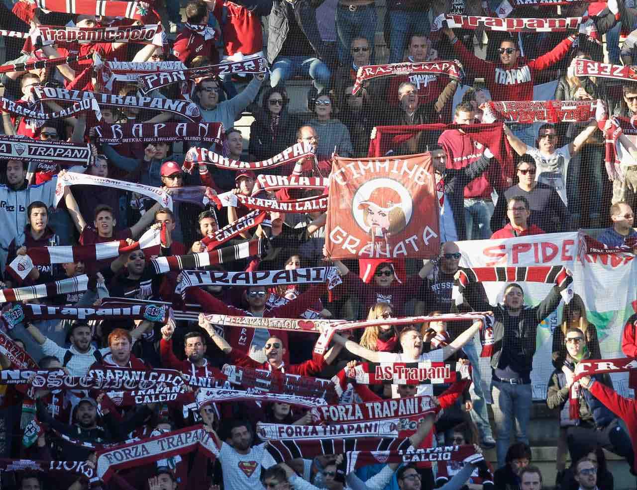 Calciomercato Trapani Nember ufficiale Serie B