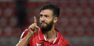 Perugia Iemmello Serie B Benevento Cristiano Ronaldo
