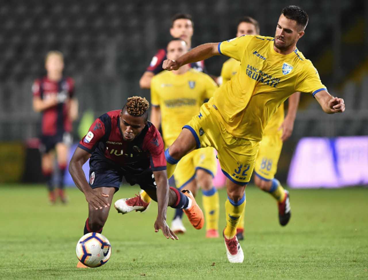 Calciomercato Benevento, rinforzo dal Frosinone: apertura per Krajnc