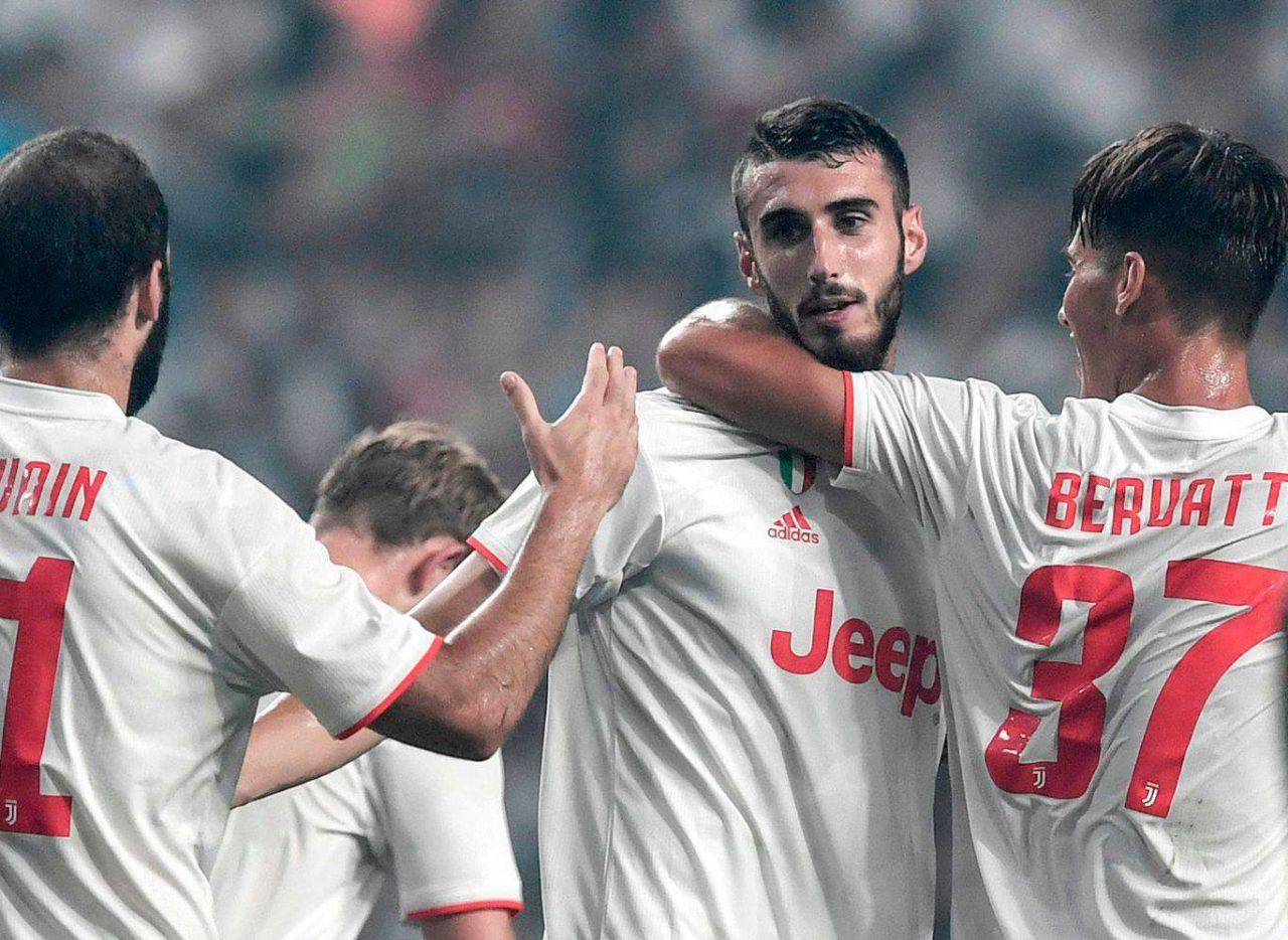 Juventus Muratore Atalanta