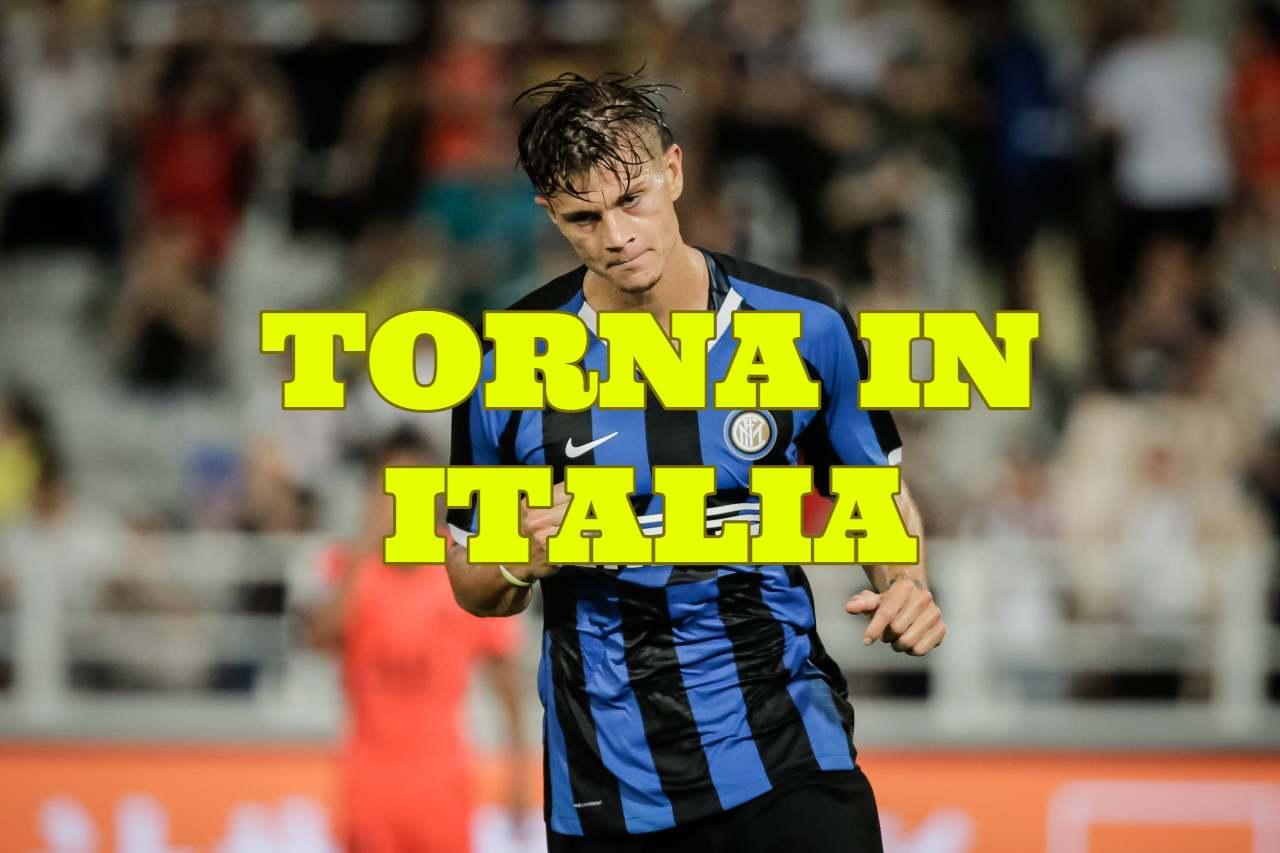 Calciomercato Inter Longo Livorno