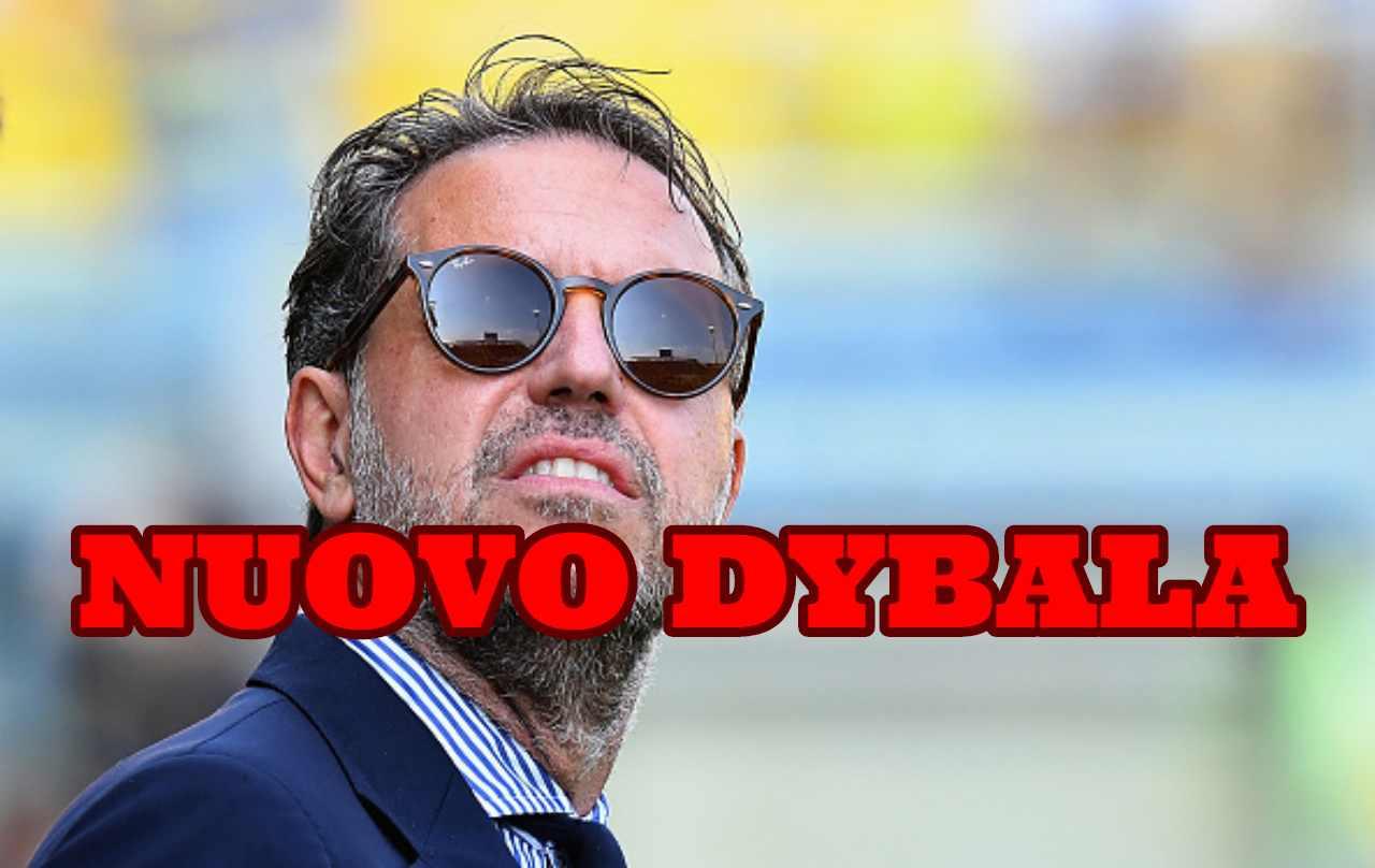 Calciomercato Juventus Barrenachea