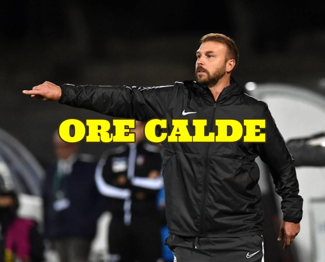 Calciomercato Ascoli Zanetti esonero