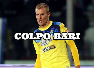 calciomercato Bari Ciofani Pescara