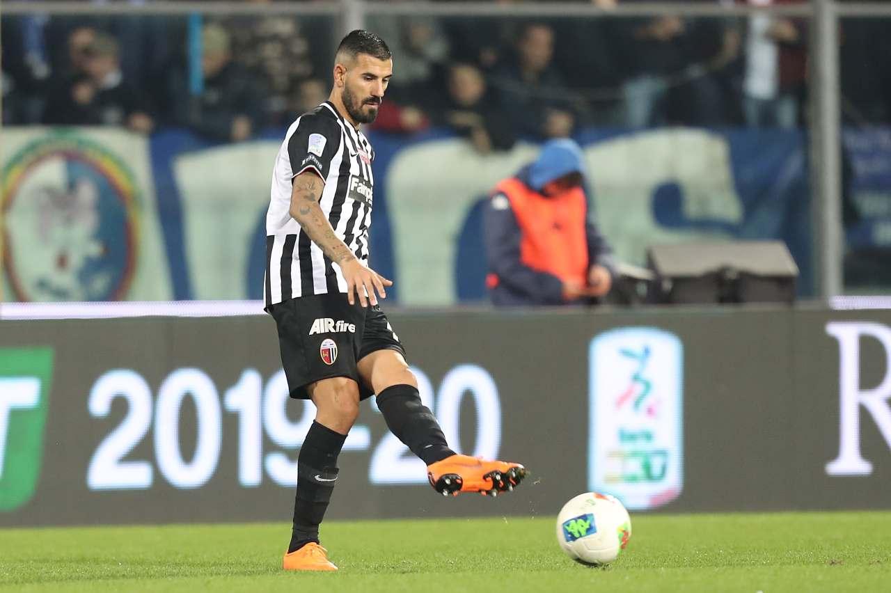 Calciomercato Frosinone D'Elia Ascoli