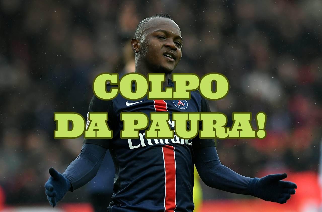 Calciomercato Chievo, arriva l'ex PSG Ongenda