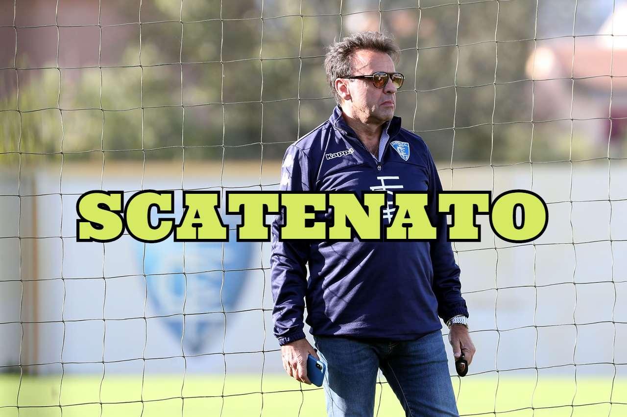 Calciomercato Empoli, due colpi dal Lecce: Fiamozzi e La Mantia
