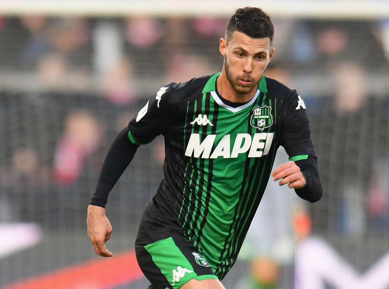 Calciomercato Entella Mazzitelli ufficiale Sassuolo Serie B