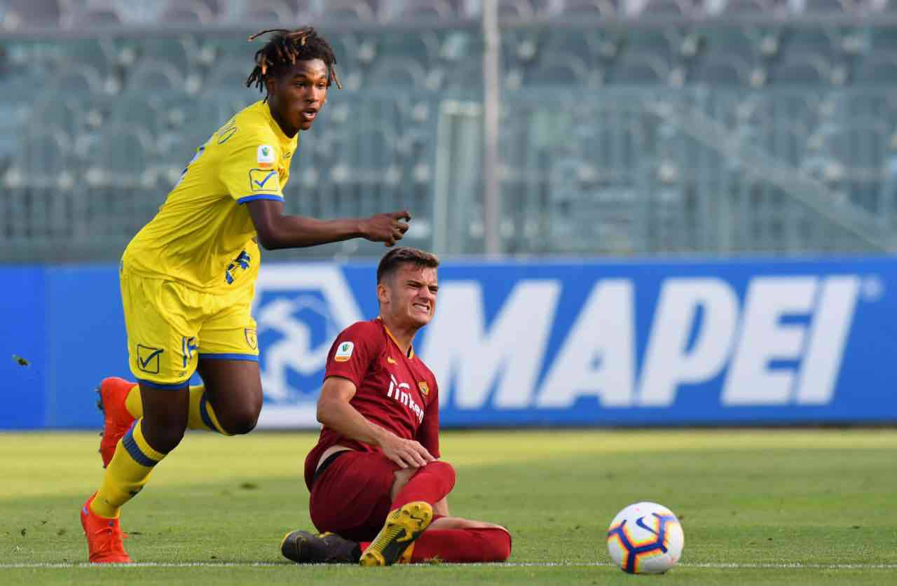 Calciomercato Inter Juventus Karamoko Torino Chievo incontro agente