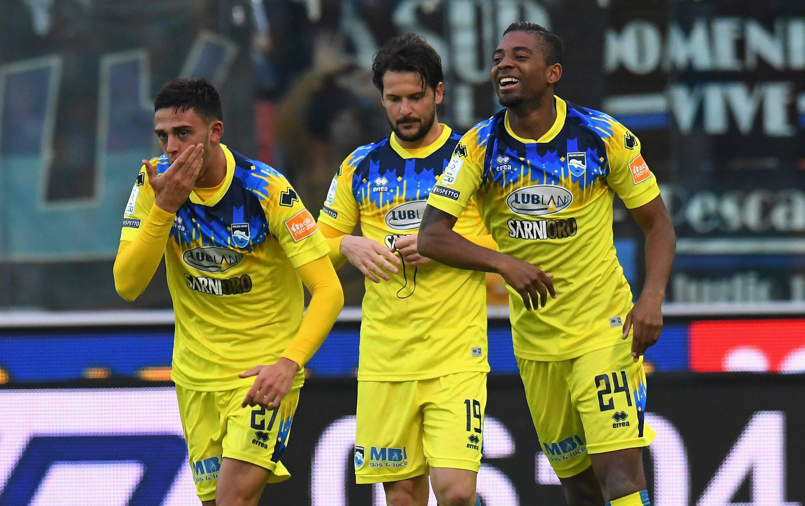 Calciomercato Pescara Zappa Inter recompra Serie B