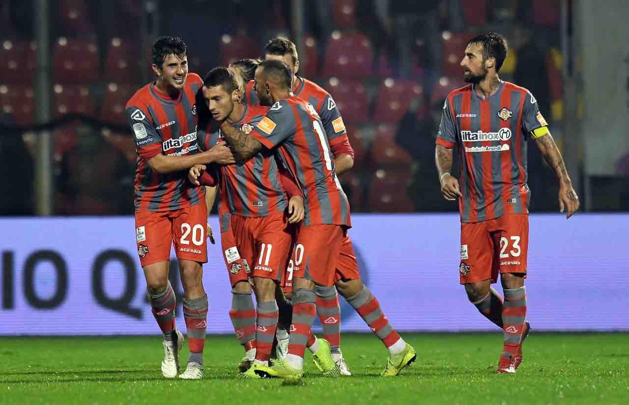 Calciomercato Cremonese Palombi Lazio Pordenone Cosenza Verona Serie B