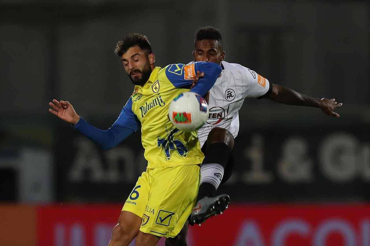 Calciomercato Spezia Capradossi Erlic Ferrer Maggiore Mastinu Serie B