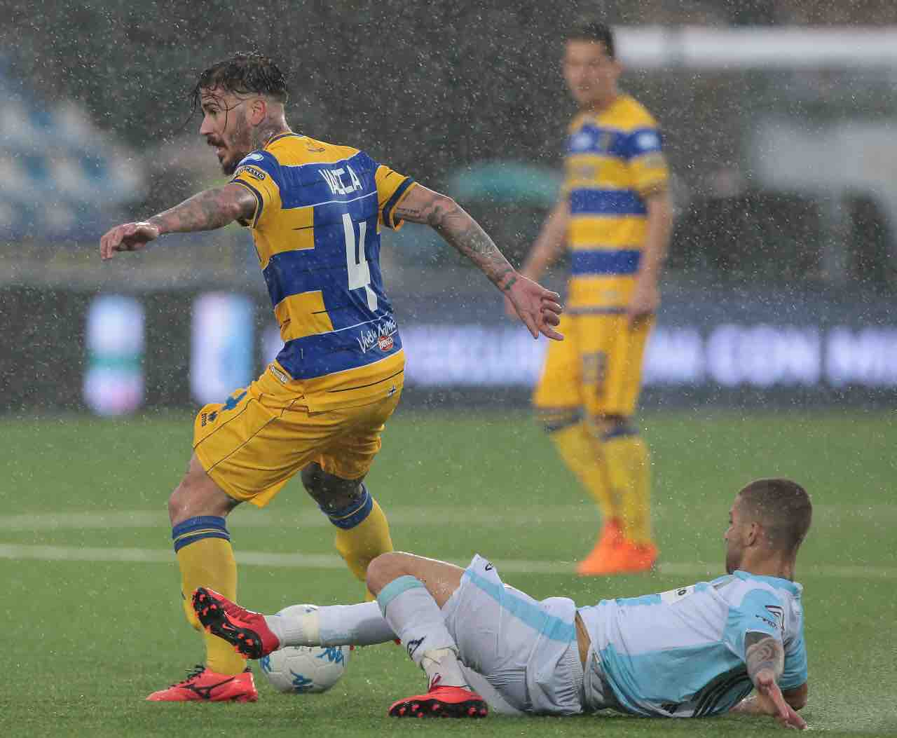 Calciomercato Entella De Luca Pordenone Frosinone Perugia Udinese Sampdoria Serie B