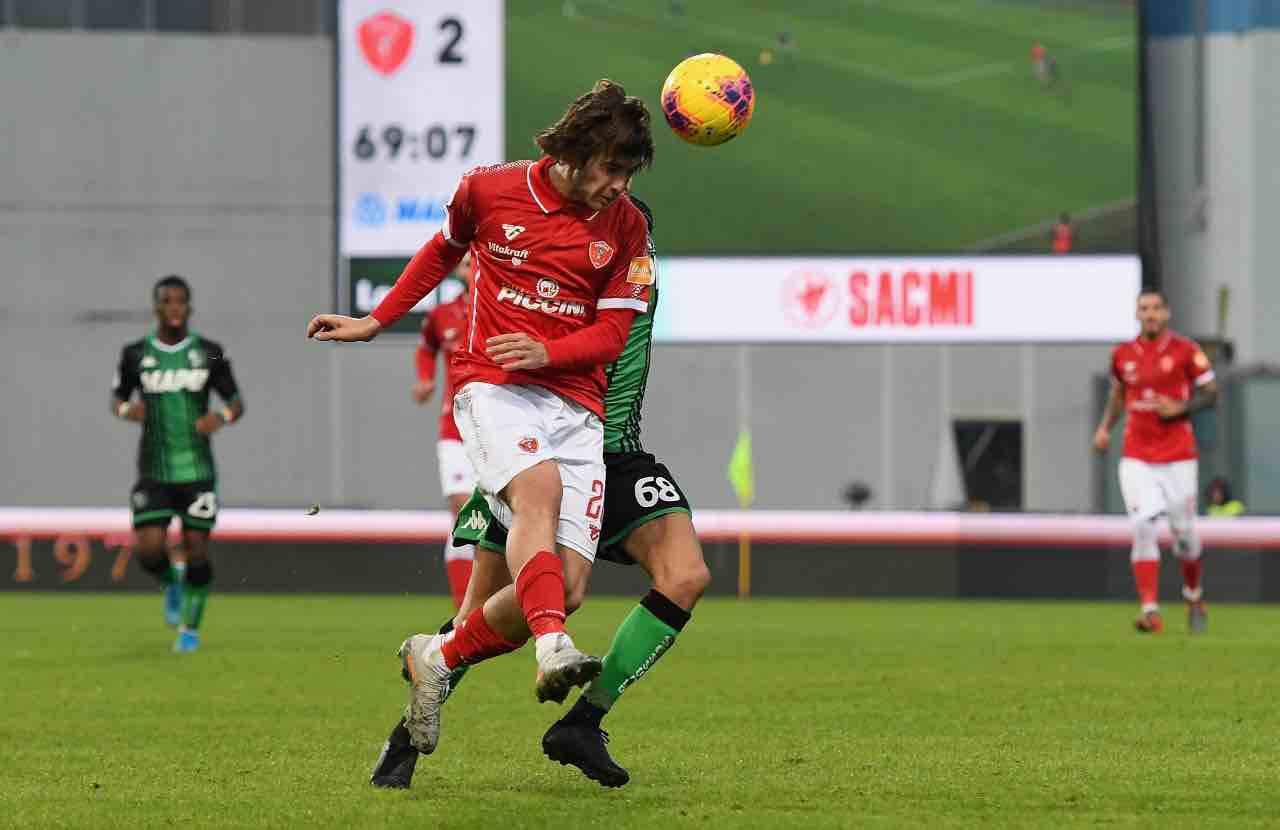 Calciomercato Perugia Balic Udinese Dac ufficiale Serie B