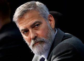 George Clooney Malaga