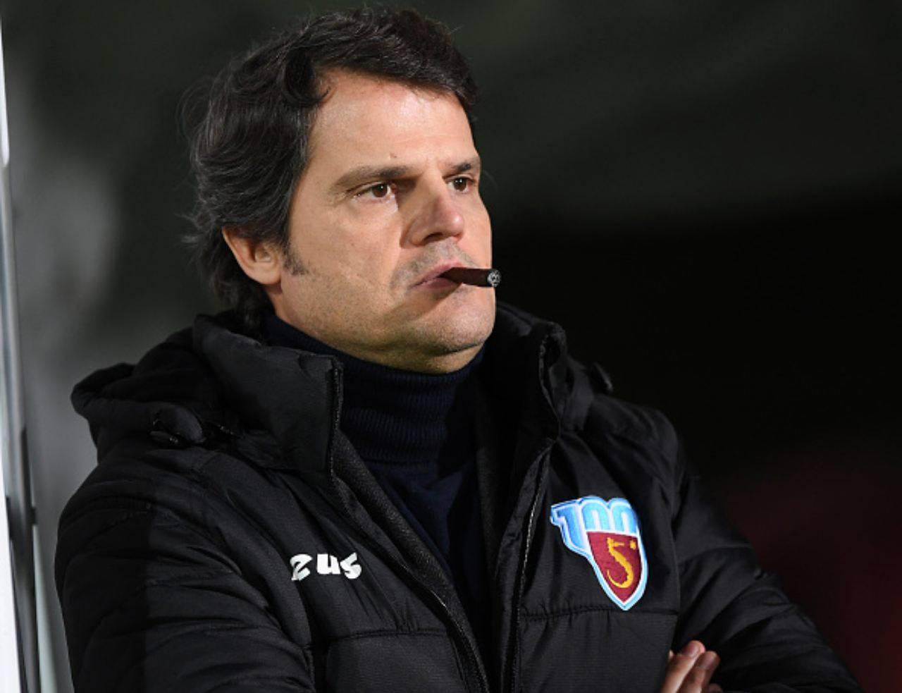 Lotito Salernitana cessione mezzaroma serie a