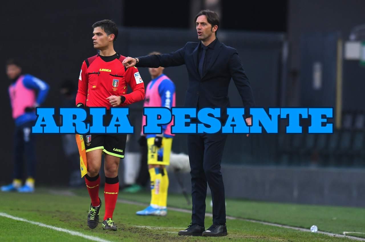 Calciomercato Pescara Legrottaglie esonero