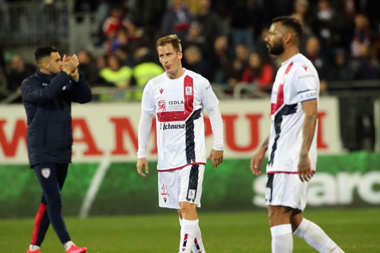 Calciomercato Chievo Birsa ritorno Cagliari