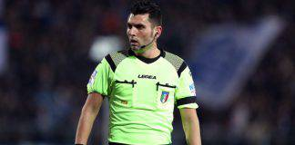Serie B designazioni Volpi Benevento Spezia