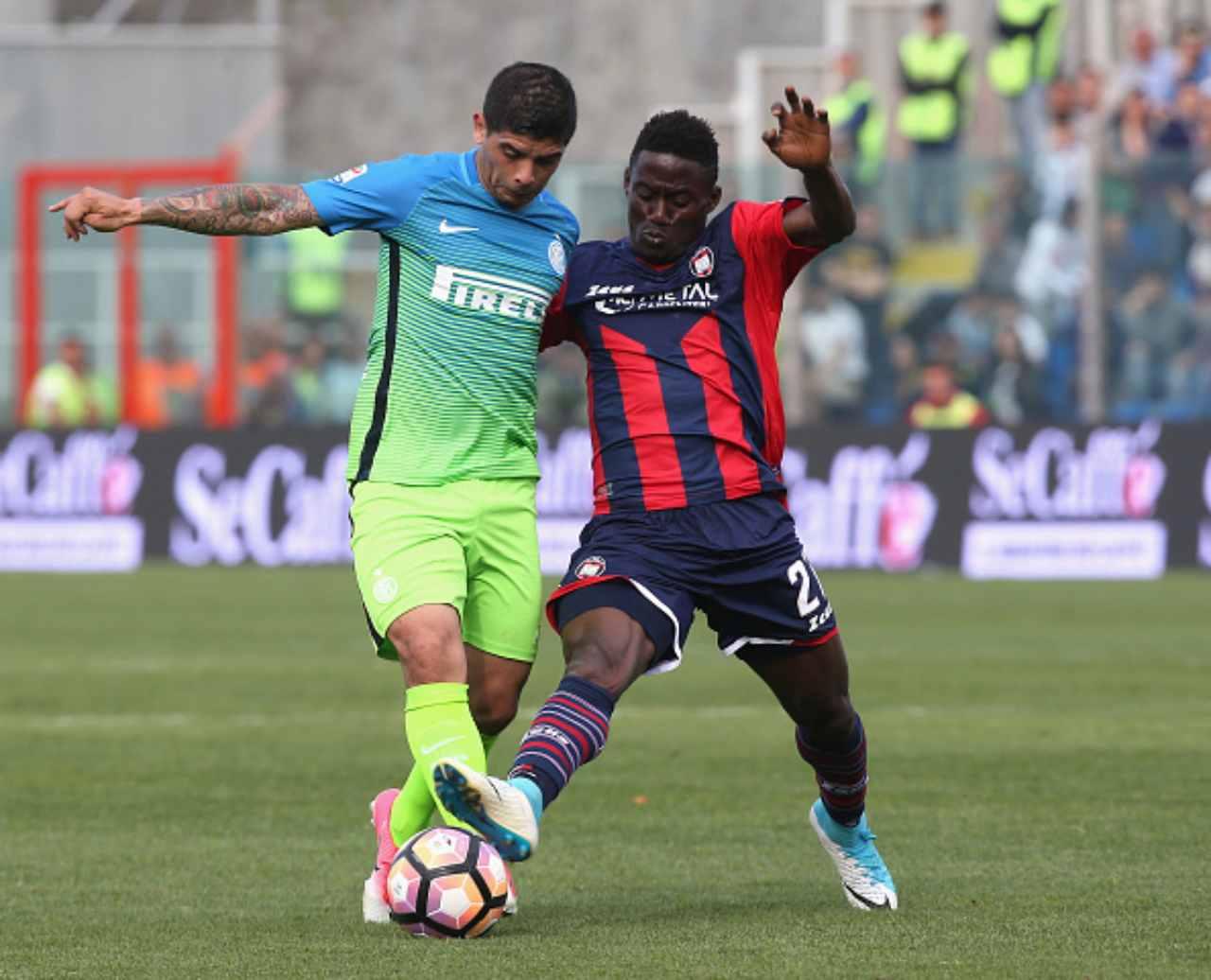 Calciomercato Acosty Anyang Chievo Crotone
