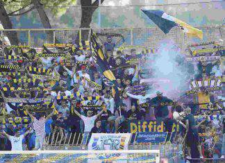 Juve Stabia Crotone Manniello arbitro Massimi Serie B