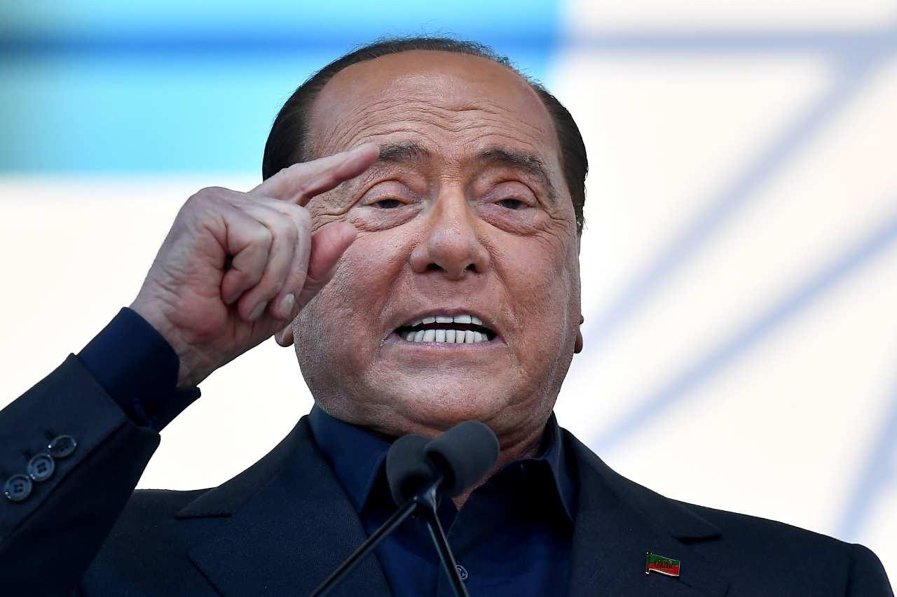 Berlusconi monza coronavirus