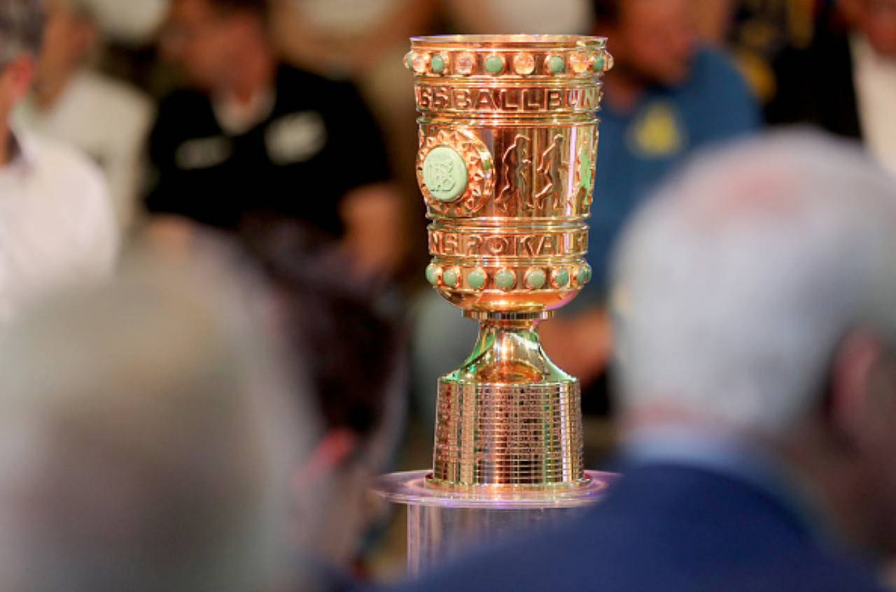 Saarbrucken coppa di Germania semifinali